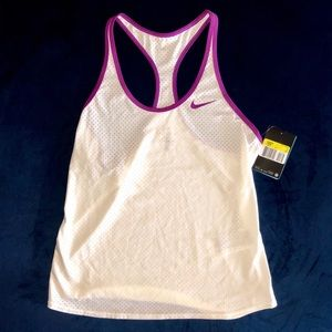 Nike NWT Tank Top Slam Tennis Shirt MSRP $60